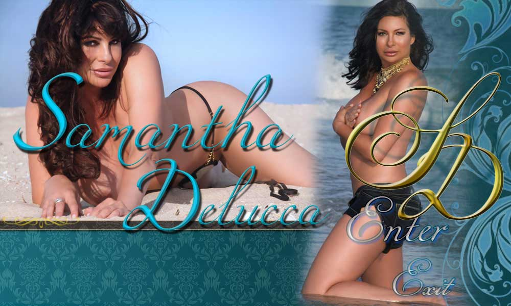 Welcome to Samantha Delucca website